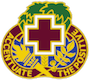 Logo: Moncrief Army Health Clinic