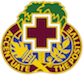 Logo for Moncrief Army Health Clinic